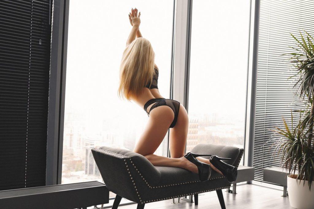 Хочется трахнуть проститутку Люберец сзади